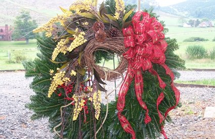 Our Wreaths