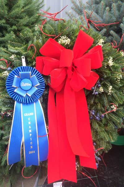 Award Winning Wreaths